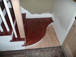 Custom Stairs Millwork