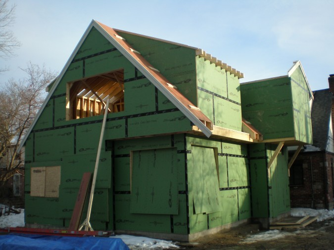 2 story addition lexington colony home improvement for Framing a second floor addition