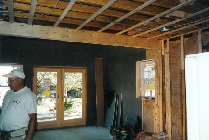 Kitchen Addition Wellesley Colony Home Improvement