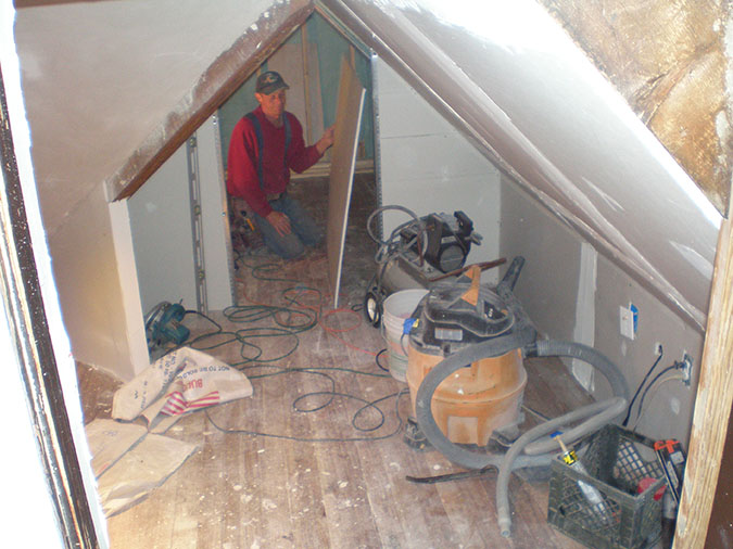 Attic Remodeling Colony Home Improvement
