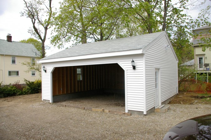 99 2 car garage cost 2 door garage ideas car cost full for Garage addition cost