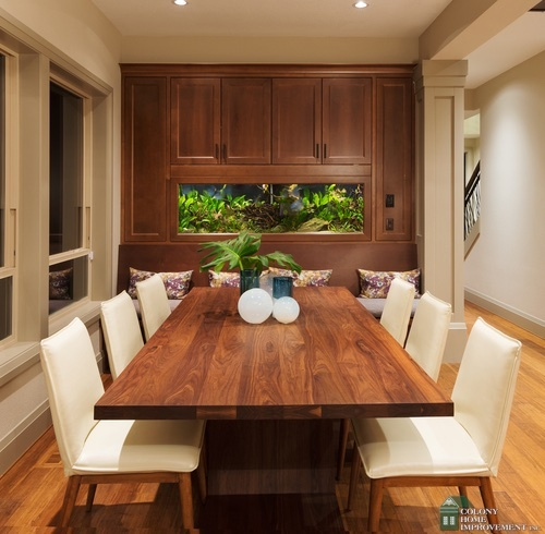 Add Value And Beauty To Your Home With A Dining Room Addition.