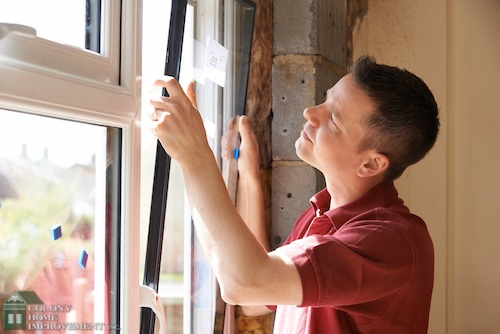 Talk to remodeling contractors about bay windows.