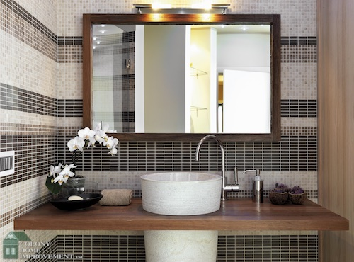 Your bathroom remodel should include mirrors.
