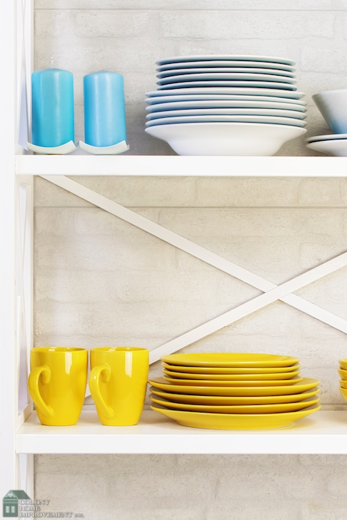 A butler's pantry can be a great component for your kitchen renovation.