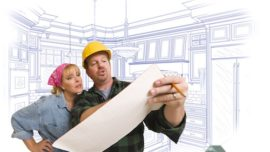 Talk to remodeling contractors about whether you can stay.