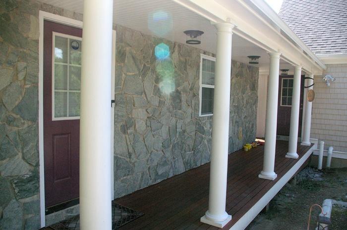 Decks Porches And Patios Colony Home Improvement