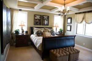 Master Bedroom Suites