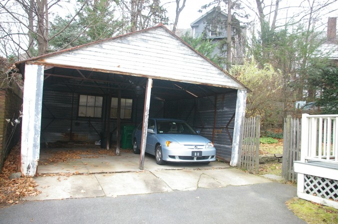 2 Car Steel Metal Garage Addition Newton