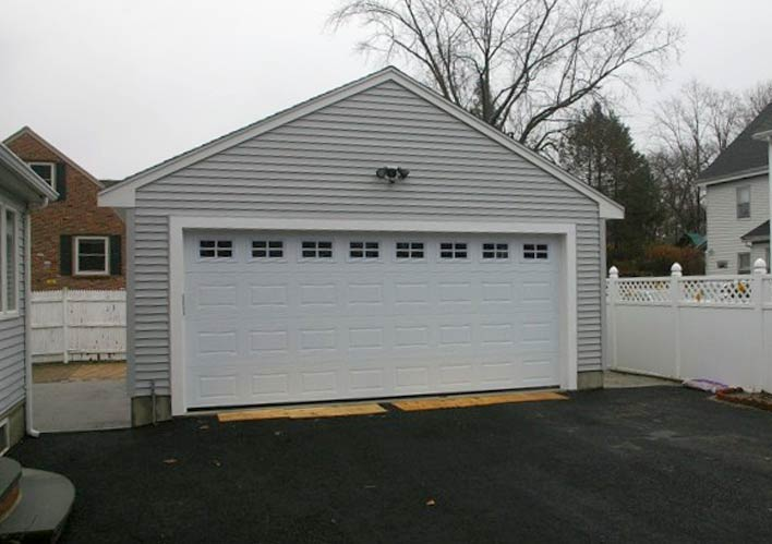 Detached Garage Addition Colony Home Improvement