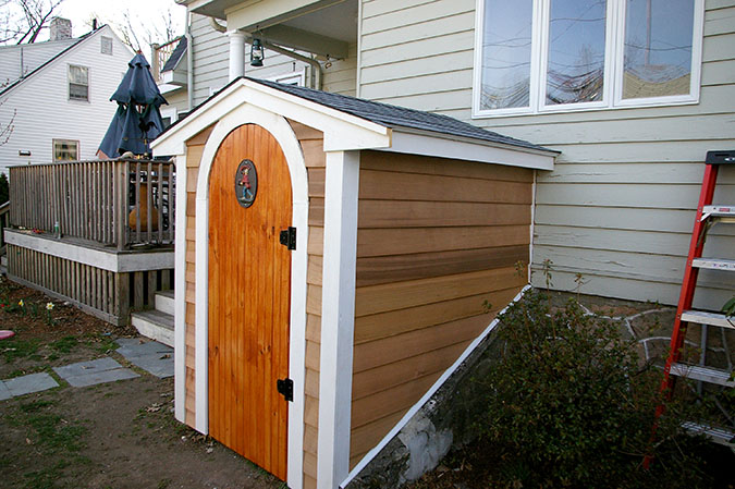 Bulkhead doors colony home improvement for Adding exterior basement entry