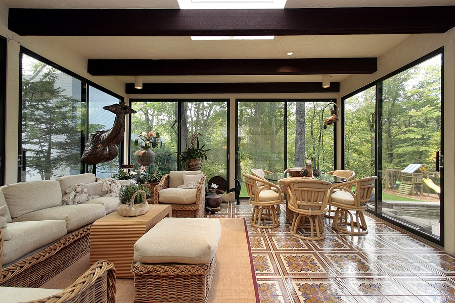 A Sunroom Addition Can Bring The Outdoors Inside Your Home.